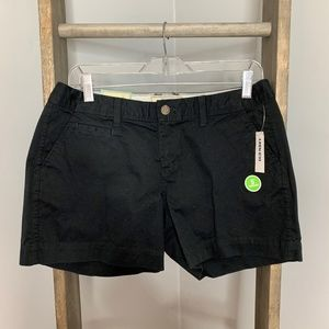 "Old Navy Black Perfect 5"" Shorts"